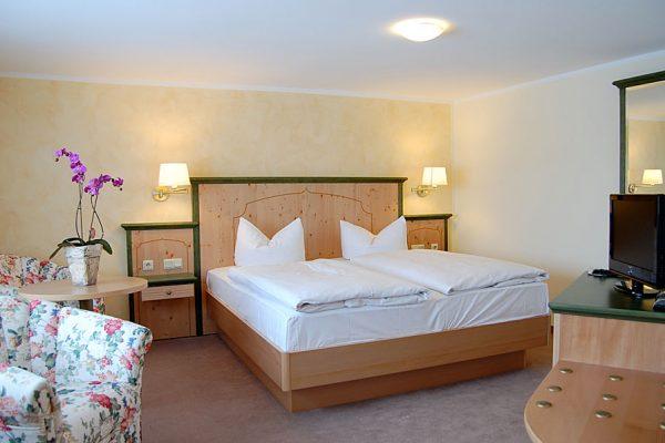 Zimmer für 2 Personen in der Ferienpension Seeblick im Ostseebad Sellin auf Rügen